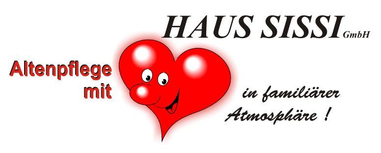 Logo: Haus Sissi GmbH - Altenpflegeeinrichtung