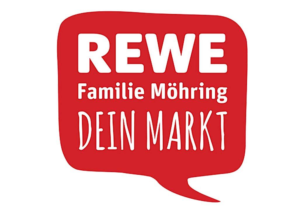 Logo: REWE Markt Möhring OHG