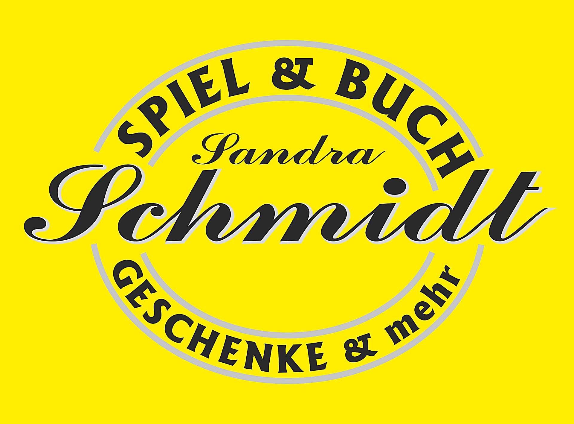Logo: Sandra Schmidt Spiel & Buch