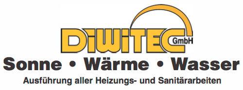 Logo: DIWITEC Heiz- und Sanitärtechnik GmbH