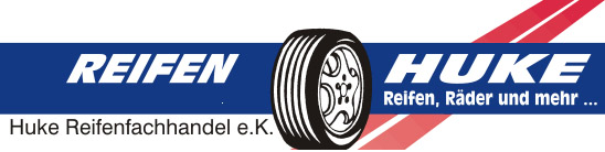 Logo: Huke Reifenfachhandel e.K.