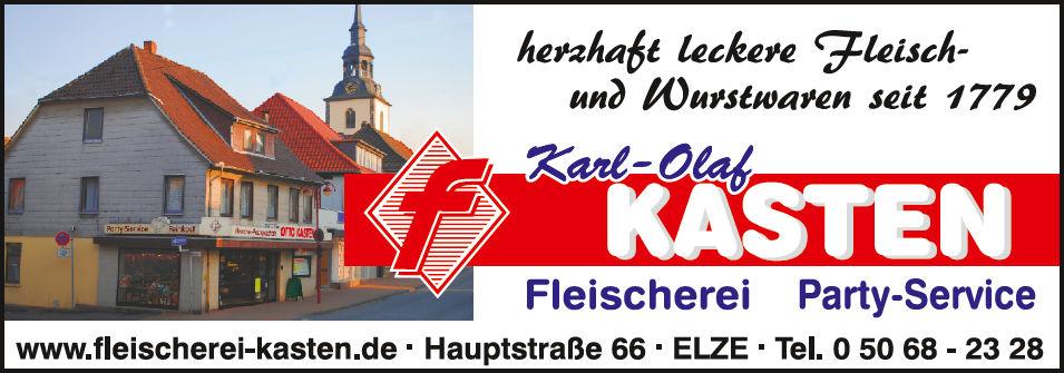 Logo: Fleischerfachgeschäft KASTEN